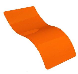 RAL 2011 Deep orange Satin pulver-Beschichtungspulver